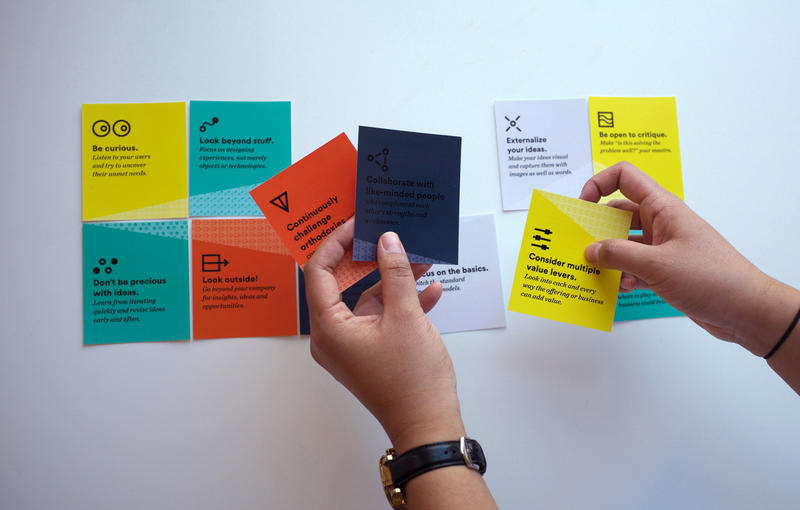 Design Thinking Cards
