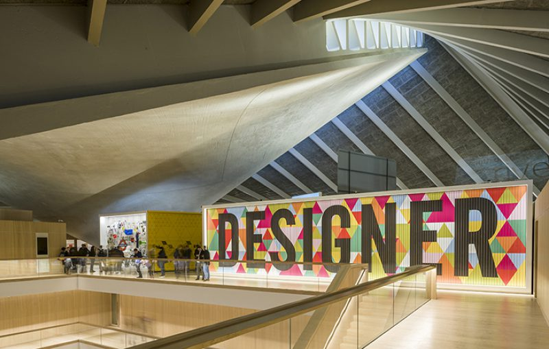 Spring Outing: The London Team Goes to the Design Museum