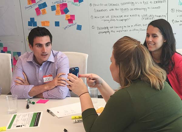 Deloitte Summer Associates Dive into Design